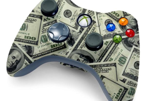 mando-xbox-dinero