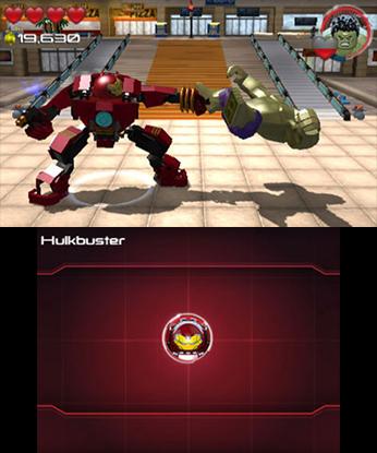 Imagenes De Lego Marvel Vengadores Para 3ds Y Wii U Raza Geek