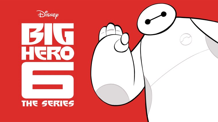 "BIG HERO 6 - ""Big Hero 6,"" an animated television series for kids, tweens and families based on Walt Disney Animation Studios' Academy Award-winning feature film inspired by the Marvel comics of the same name, has begun production for a 2017 premiere on Disney XD platforms around the world. (Disney XD)"