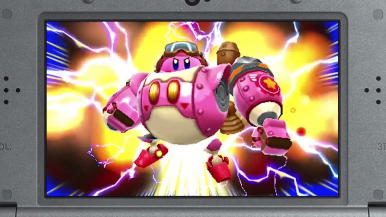 Kirby-Planet-robot